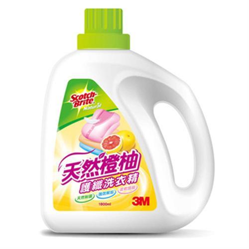 3M 酵素橙柚濃縮洗衣精(1800ml/瓶)