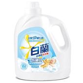 《白蘭》含熊寶貝馨香精華洗衣精-純凈溫和(2.8kg/瓶)