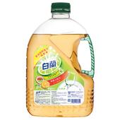 《白蘭》動力配方洗碗精-鮮柚(2.8kg/瓶)