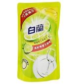 《白蘭》動力配方洗碗精補充包-檸檬(800g/包)