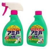 《Asahipen》日本進口紗窗泡沫洗淨劑2入(手噴瓶400ml + 補充瓶400ml)