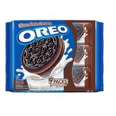《奧利奧》巧克力夾心隨手包9入(256.5g/盒)