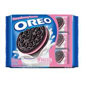 《奧利奧》三明治草莓隨手包 9入(256.5g/盒)