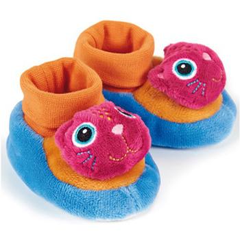 瑞士OOPS 寶貝寶貝鞋-貓咪