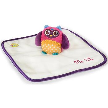 瑞士OOPS 寶寶口水巾-貓頭鷹