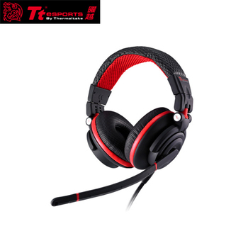 曜越 Tt eSports 競衛軍上校DRACCO CAPTAIN 電競耳機(黑色)