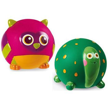 瑞士OOPS 寶寶洗澡同伴組-烏龜&貓頭鷹