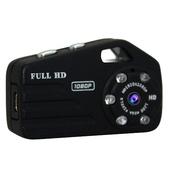 超隱匿 迷你紅外線 針孔攝錄影監視相機(黑)