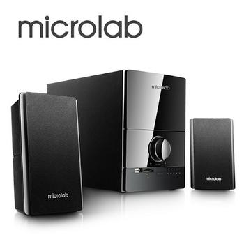Microlab福利品 M-500U 2.1雅緻 武聲 精品多媒體喇叭