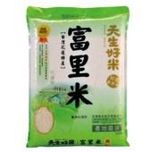 《天生好米》富里米(2.4kg/包)