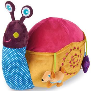 瑞士OOPS 寶寶大玩偶朋友-蝸牛