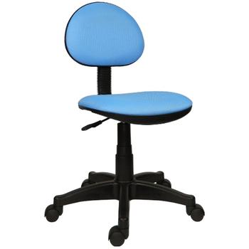 《時尚屋》DIY日式馬卡龍電腦椅(藍色)
