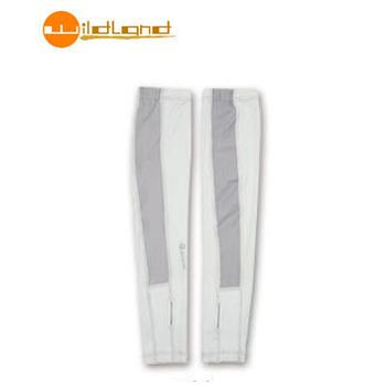 WildLand荒野 W1801 中性開洞UV透氣袖套-30白色(L)