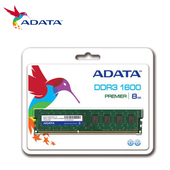 《ADATA 威剛》8G DDR3 1600 桌上型記憶體