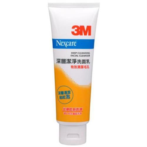3M Nexcare深層潔淨洗面乳(100g/支)