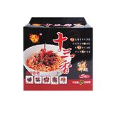 《味王》十三香麻辣拌麵(88g*5包/組)