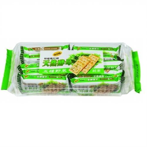 厚毅 五種野菜海苔特級蘇打餅(290g/包)