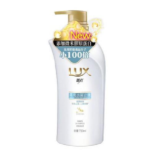 Lux麗仕 柔亮去屑止癢洗髮乳(750ml/瓶)