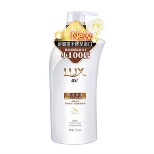Lux麗仕 柔亮修護潤髮乳(750ml/瓶)