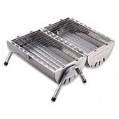 《妙管家》不鏽鋼兄弟烤肉爐 HKR-1600(1個)