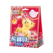 《熊寶貝》衣物香氛袋-芬芳香韵(7公克*3入/盒)