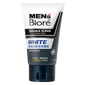 《MEN'S Biore》蜜妮男性控油抗暗沉洗面乳(100g/支)