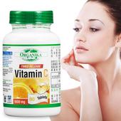 《Organika-優格康》長效緩釋型維生素C(60錠/瓶 60天份)