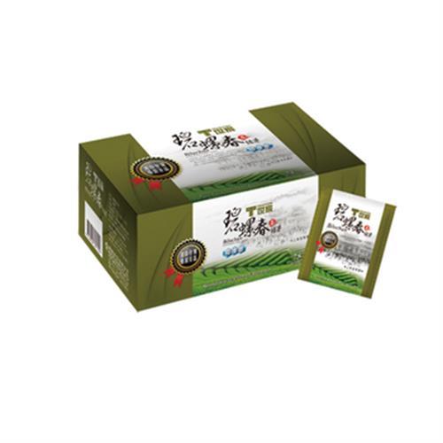 T世家 優質茶區-碧螺春綠茶(2g*75包/盒)