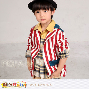 魔法Baby 時尚童裝DODOMO~潮流西裝外套~k29826(13)
