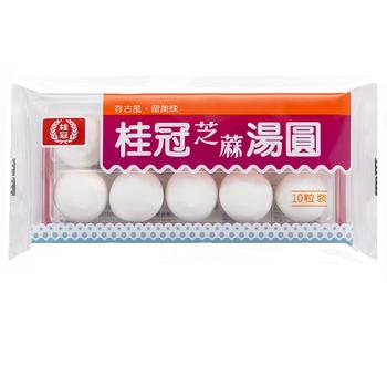桂冠 芝麻湯圓(200g/盒)