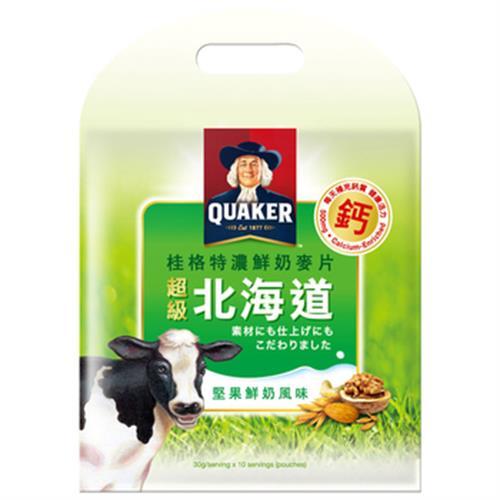 桂格 超級北海道-堅果(30G*10入/袋)
