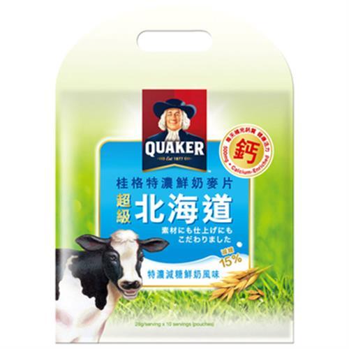 桂格 超級北海道-減糖(30G*10入/袋)