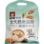 《桂格》超級無糖穀珍十六穀(28G*10/袋)