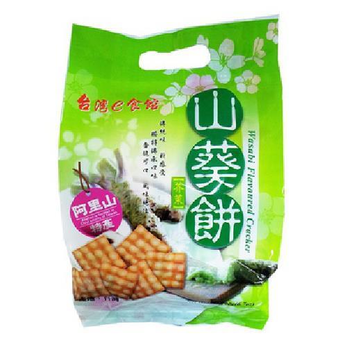 台灣e食館 阿里山山葵餅(190g/包)