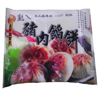 達人上菜 豬肉餡餅(360g/包)