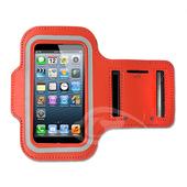 《MATE》行動遊俠iphone5運動型手機臂套(熱情紅)