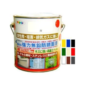 ★結帳現折★Asahipen 日本製鐵製品防鏽油性法瑯面漆0.7L(9色)