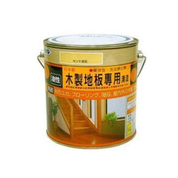 Asahipen 日本製木製地板耐磨清漆1.8L