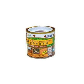 ★結帳現折★Asahipen 日本製室內/庭院防蟲防腐護木漆0.2L(6色)