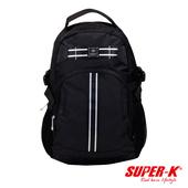 《艾可兒》【SUPER-K】背部透氣多功能休閒背包-SHB21522
