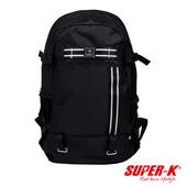《艾可兒》【SUPER-K】背部透氣多功能休閒背包-SHB21525
