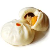 《橋頭太成肉包》蛋黃香菇肉包(150g±10%/個*10)