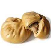 《橋頭太成肉包》黑糖蔥肉包(150g±10%/個*10)
