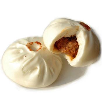 橋頭太成肉包 辣味鮮肉包(150g±10%/個*10)