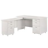《時尚屋》5.3尺L型辦公桌