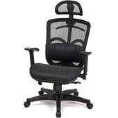 《aaronation》氣囊式腰靠頭枕辦公電腦椅