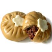 《橋頭太成肉包》橋頭太成肉包 蜜紅豆包-素食(150g±10%/個*10)