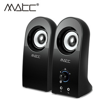 《MATC》MA-2204 USB 2.0聲道 多媒體音箱