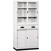 《時尚屋》H314特級3x6中二抽櫃