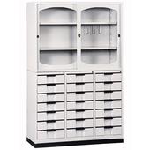 《時尚屋》K417圓框A級4x6鐵櫃